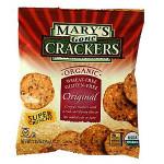 Mary's Gone Crackers Original, Single Serve (25x1.25 OZ)