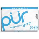Pur Gum Peppermint Gum 9Pc (12x12.6 G)