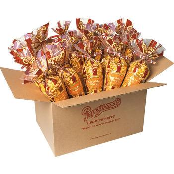 Popcornopolis Cheddar Cheeese (12x4.5 OZ)