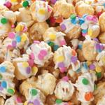 Popcornopolis Cupcake, Frosted Grmt wxSprinkles (12x8.75 OZ)