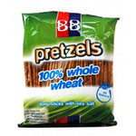 Beigel Pretzel Whole Wheat Sea Salt (24x5 Oz)