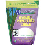 Wholesome Sweetners Powdered Sugar ( 6x1 LB)