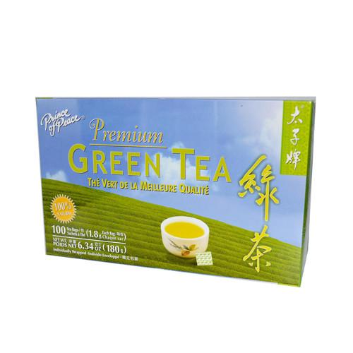 Prince of Peace Premium Green Tea (1x100 Tea Bags)