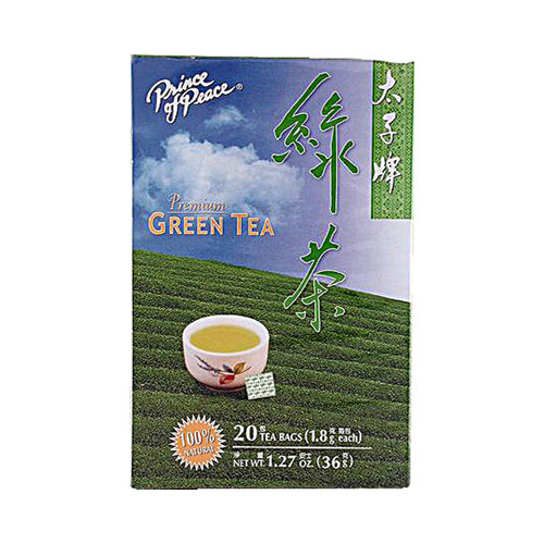 Prince of Peace Premium Green Tea (1x20 Tea Bags)