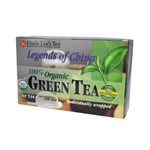 Uncle Lee's Legends of China Organic Green Tea (1x100 Tea Bags)