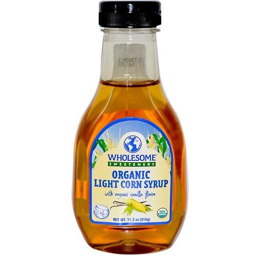 Organic Light Corn Syrup Sweetener (6x6/11.2 Oz)