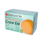 Uncle Lee's Tea Decaffeinated Green Tea (1x20 Tea Bags)