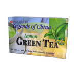 Uncle Lee's Legend of China Green Tea Lemon 100 Tea Bags