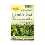 Uncle Lee's Imperial Organic Decaffeinated English Breakfast Green Tea (1x18 Tea Bags)