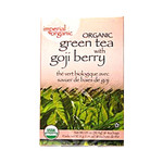 Uncle Lee's Imperial Organic Green Tea with Goji Berry (1x18 Tea Bags)