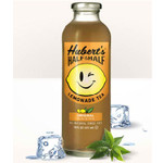 Hubert's Lemonade Hlf/HLeaf Black Tea (12x16OZ )