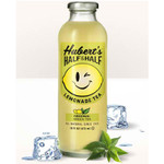 Hubert's Lemonade Hlf/HLeaf Green Tea (12x16OZ )