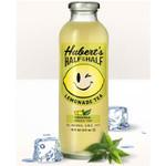 Hubert's Lemonade Hlf/HLeaf Green Tea (12x16OZ )