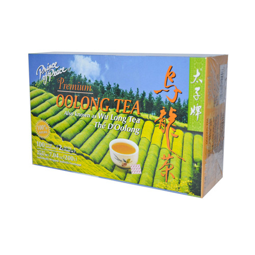 Prince of Peace Oolong Tea (1x100 Tea Bags)
