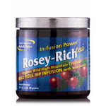 North American Herb and Spice Tea Rosey Rich 3.2 Oz
