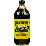 Plantation Blackstrap Molasses Unsl (12x31 Oz)