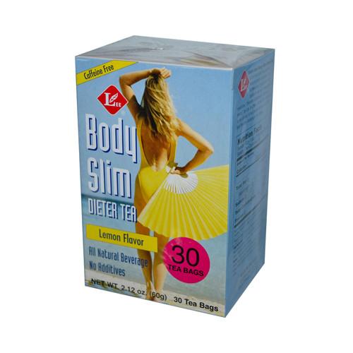 Uncle Lee's Body Slim Dieter Tea Lemon (1x18 Tea Bags)