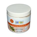 Aura Cacia Aromatherapy Mineral Bath Warming Balsam Fir 16 Oz