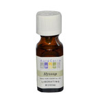Aura Cacia 100% Pure Essential Oil Hyssop Liberating .5 Oz