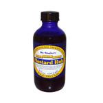 Dr. Singha's Mustard Rub (4 fl Oz)