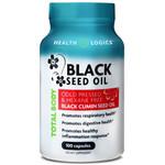 Health Logics Black Cumin Seed Oil (100 Softgels)