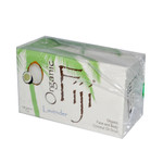 Organic Fiji Organic Face and Body Coconut Oil Soap Lavender 7 Oz