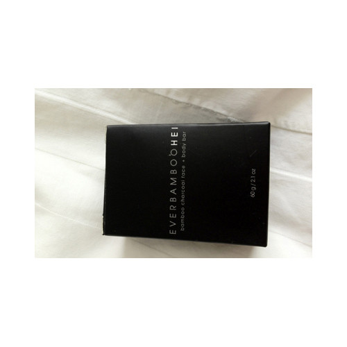 Ever Bamboo Face and Body Bar Travel Size Bamboo and Charcoal (1x2 Oz)