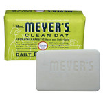 Mrs. Meyer's Bar Soap Lemon Verbena (12x5.3 Oz)