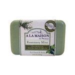 A La Maison Bar Soap Rosemary Mint (8.8 Oz)