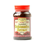 Only Natural Schizandra Extract 500 mg (1x60 Veg Capsules)