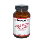 Twinlab Apple Pectin USP Caps 500 mg (100 Capsules)