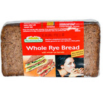Mestemacher Whole Grain Rye Bread (12x17.6 Oz)