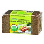 Mestemacher Organic Whole Rye Bread (12x17.6Oz)