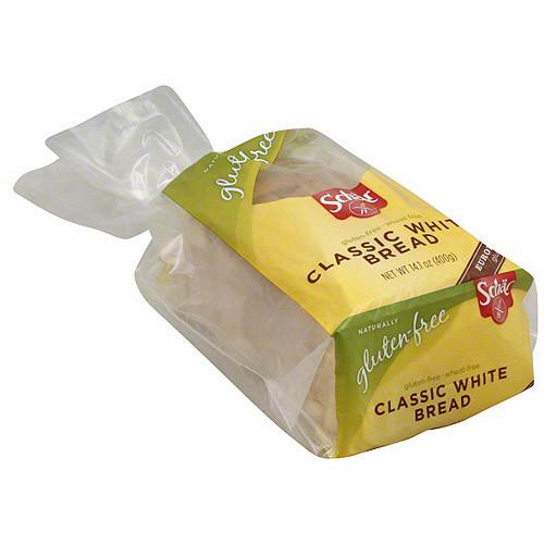 Schar Gluten Free Classic White Bread (6x14.1 Oz)
