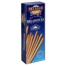 De Lallo Thin Torinese Breadsticks (12x3Oz)