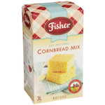 Fisher Cornbread (10x8.5 Oz)