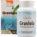 Bio Nutrition Inc Graviola (60 Veg Capsules)