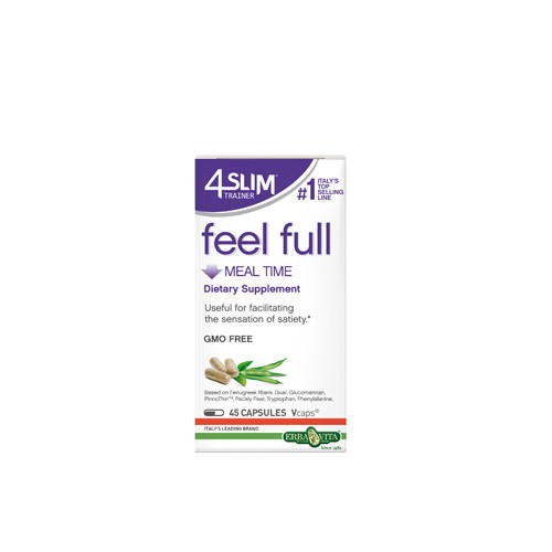 Erba Vita 4 Slim Trainer Feel Full (1x45 Capsules)
