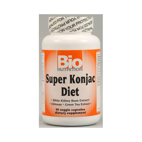 Bio Nutrition Super Konjac Diet (1x90 Veg Capsules)