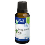 Earth's Care Essential Oil 100% Pure Natr Peppermint (1x1 fl Oz)