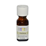 Aura Cacia Pure Essential Oil Nutmeg (0.5 fl Oz)