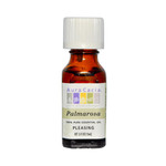 Aura Cacia Pure Essential Oil Palmarosa (0.5 fl Oz)