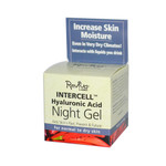 Reviva Labs InterCell Night Gel with Hyaluronic Acid 1.25 Oz