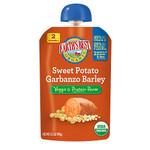 Earth's Best Baby Foods Sweet Potato, Garbanzo, Barley (12x3.5 OZ)