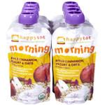 Happy Tots Yogurt & Oats, Apple Cinnamon (16x4.22 Z)