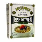 McCann's Irish Oatmeal Quick & Easy Irish Oatmeal (6x16 Oz)