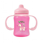 Green Sprouts Sippy Cup Non Spill Pink (1 Count)