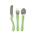 Green Sprouts Toddler Cutlery Set (3 Piece Set)