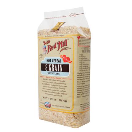 Bob's Red Mill 8 Grain Wheatless Cereal (2x27 Oz)