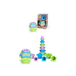Green Toys Stacking Cups (6 Cups)